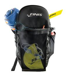 Finis Rival Swim Backpack Svart - Ryggsekk - 32 liter